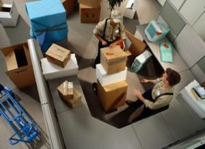 Kako preseliti kancelariju?